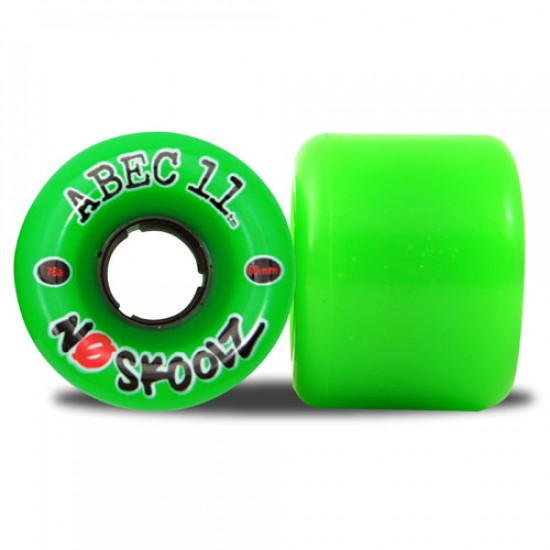 Abec11 NoSkoolz Skateboard Wheels 60mm