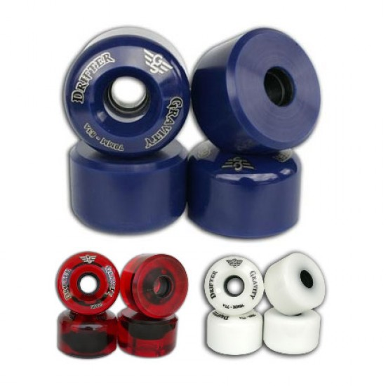Gravity Drifters Longboard Wheels 70mm
