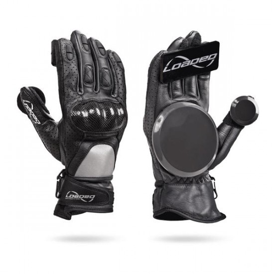 Loaded BLACK RACE Gloves