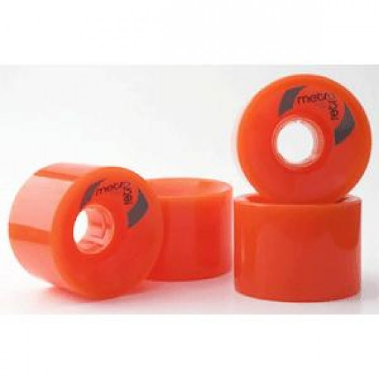 Metro Retro Skateboard Wheels 63mm 78a