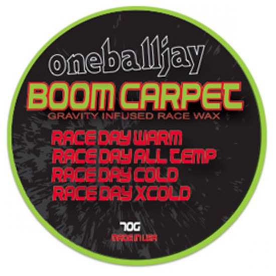 One Ball Jay Boom Carpet Race Day Wax - ALL TEMP 70g