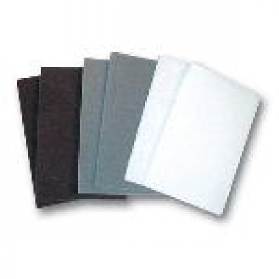 One Ball Jay Fibertex Pads - Fine White