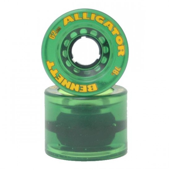 Alligator Wheels 62mm