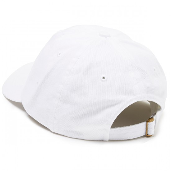 Pizza Tri Color Delivery Boy Hat - White