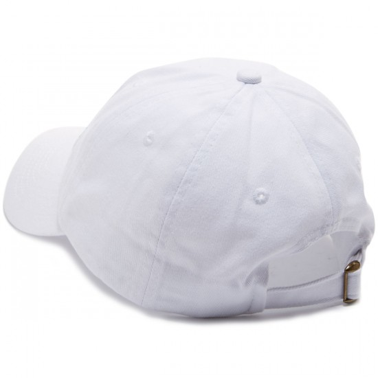 Lurk Hard BP Classifieds Polo Hat - White