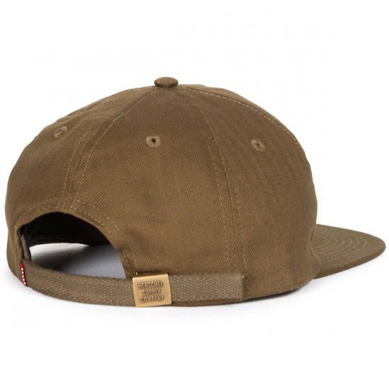 Herschel Albert Hat - Cotton Twill Army Surplus