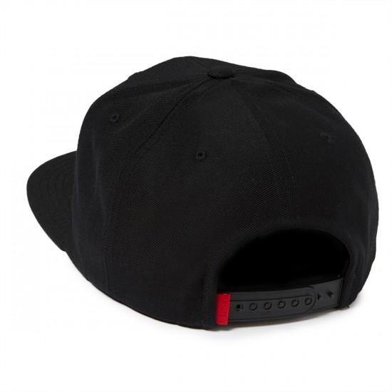 CLSC Signature C Snap Hat - Black