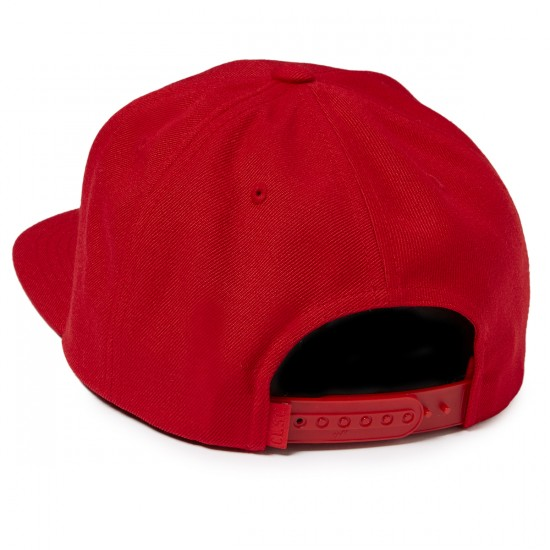 CLSC Signature C Snap Hat - Red