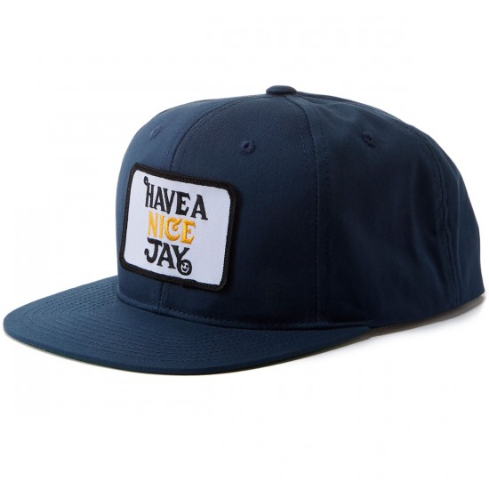 CLSC Relax Snapback Hat - Navy