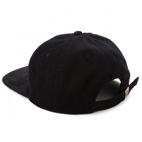 Shake Junt Loveyodreams Strapback Hat - Black