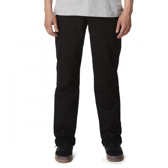 Doom Sayers Stranger Loose Fit Pants - Black - 34