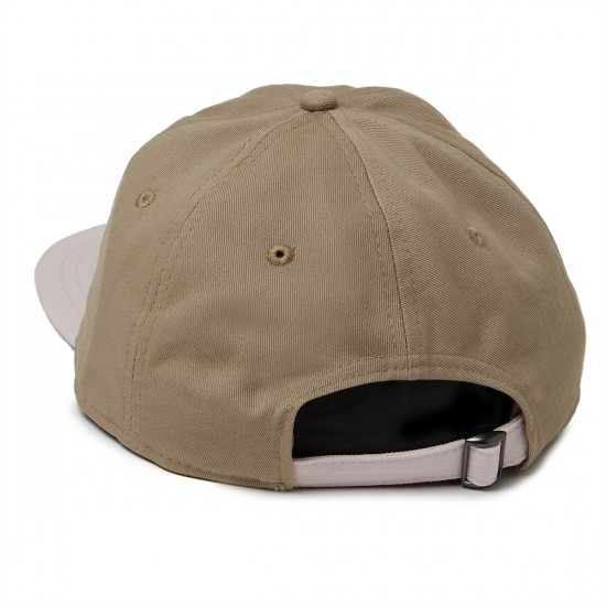 The Killing Floor Other Worlds Hat - Khaki/Pink