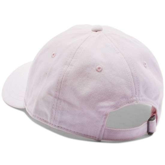 Welcome Scrawl Unstructured 6-Panel Slider Hat - Pink