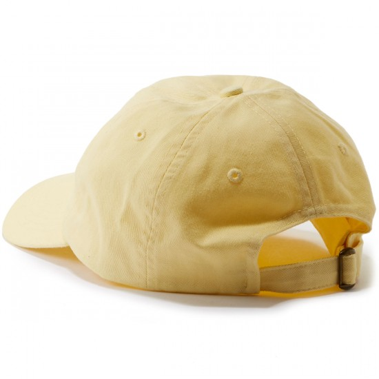 Old Friends Dad Hat - Butter