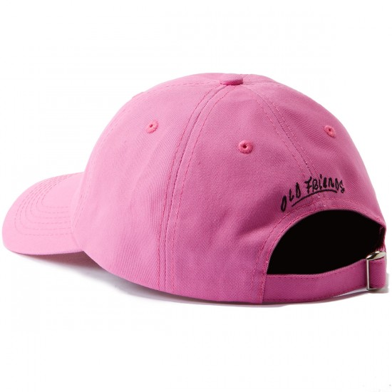 Old Friends Solo Board Dad Hat - Pink