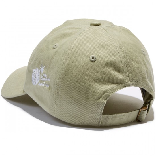 The Hundreds Mary Strapback Hat - Light Sage