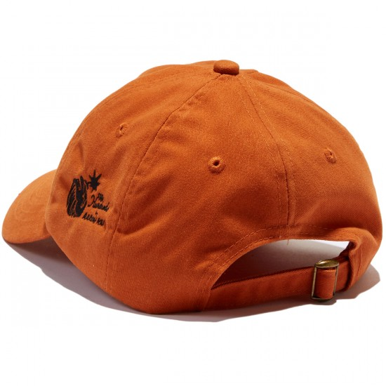 The Hundreds Mary Strapback Hat - Orange