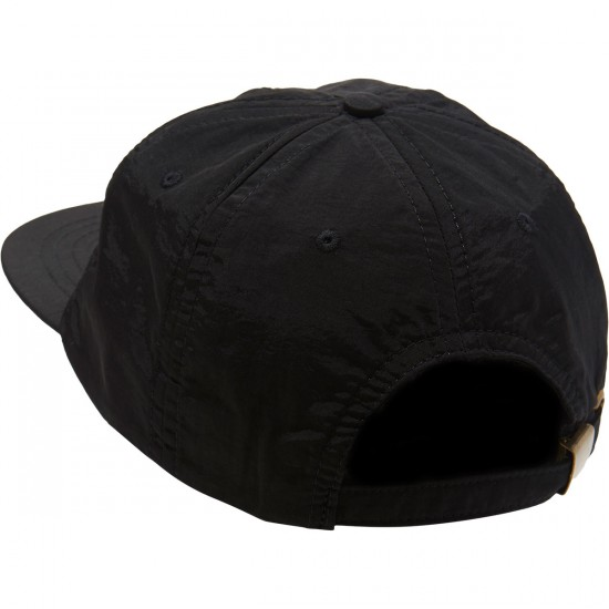 Pizza P10 Hat - Black