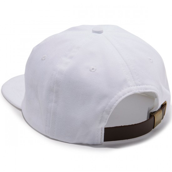 Pizza Sol Hat - White
