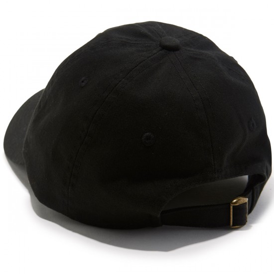 Pizza Fumar Hat - Black