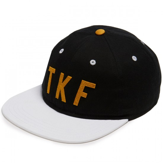 Killing Floor College Unstructured Hat - Black/Mustard/White