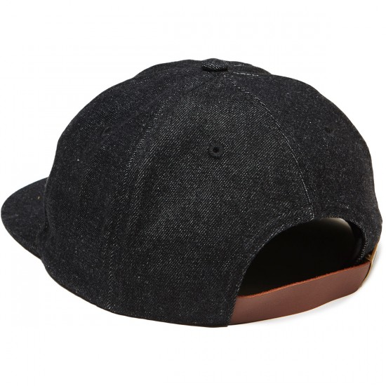 CLSC After Hours Strapback Hat - Black
