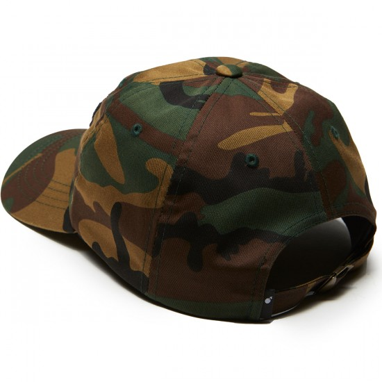 The Hundreds Santos Dad Hat - Camo