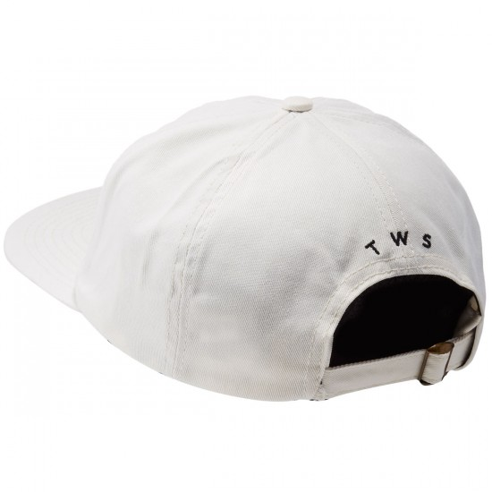 Transworld X Official Push Hat - Off White