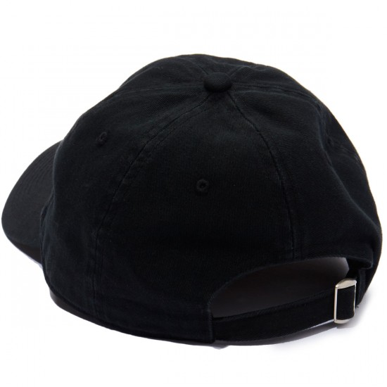 Baker Chico Strapback Hat - Black