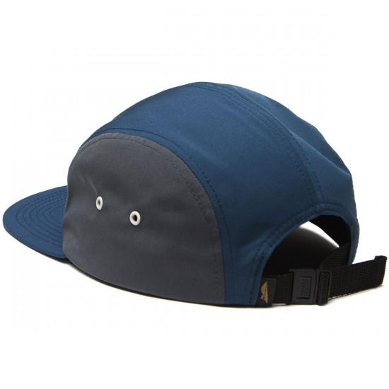 Benny Gold 60-40 5 Panel Hat - Blue