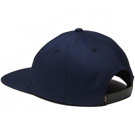 Benny Gold Glider Plane Twill Polo Hat - Navy
