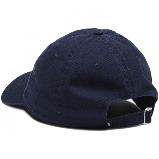 Grizzly X Champion Leader Of The Pack Dad Hat - Navy