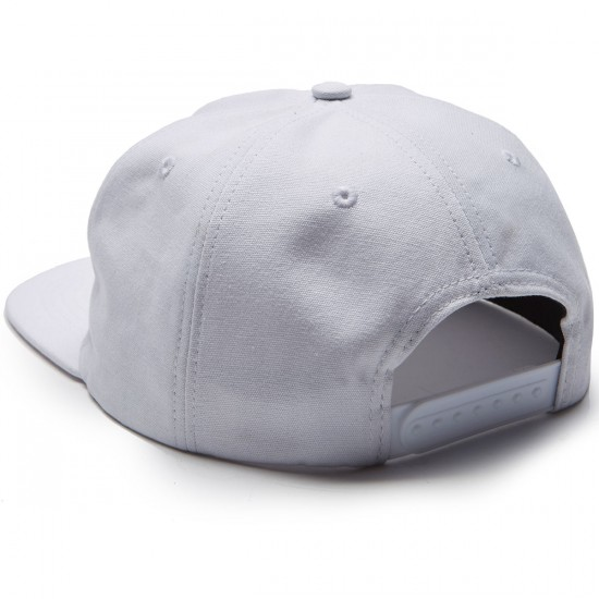 Passport No Way Out 6 Panel Hat - White