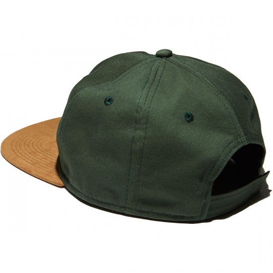 The Killing Floor You Are Being Watched Hat - Green/Suede