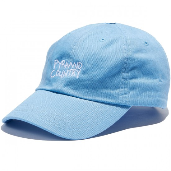Pyramid Country Ocean Hat - Blue