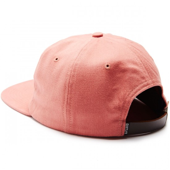 The Quiet Life La Vie Tranquille Polo Hat - Nautical Red