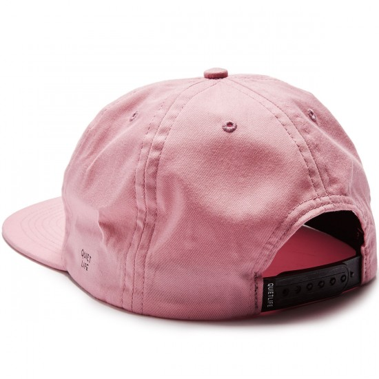 The Quiet Life Boob Dog Relaxed Fit Hat - Pink