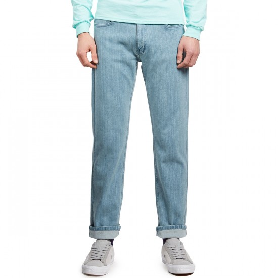 CCS Relaxed Fit Jeans - Bleached Blue - 28 - 32
