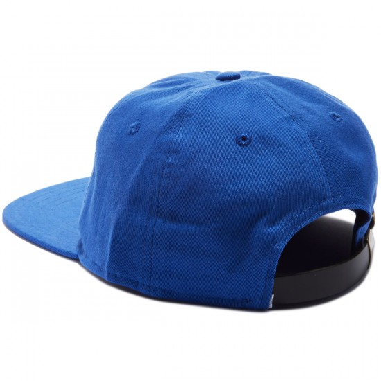 Format Fields 5 Panel Hat - Blue