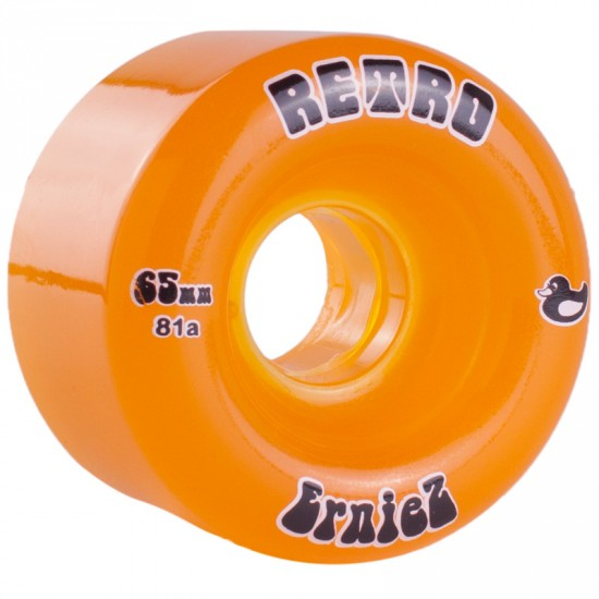 Abec11 Retro ErnieZ Longboard Skateboard Wheels - 65mm