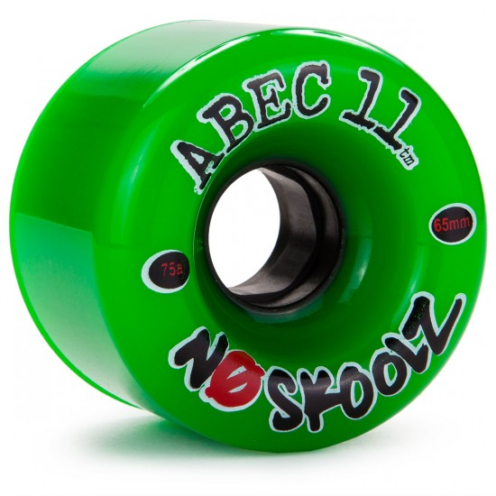 Abec11 NoSkoolz Skateboard Wheels 65mm