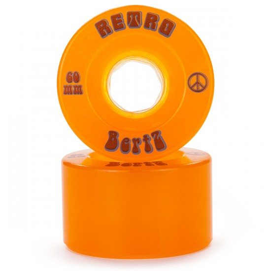 Abec11 Retro BertZ Skateboard Wheels 60mm 81a