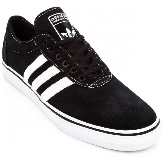 Adidas adi Ease Shoes - Black/White/Black - 4.0
