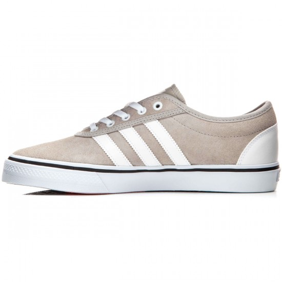 Adidas adi Ease Shoes - White/Stone - 10.0