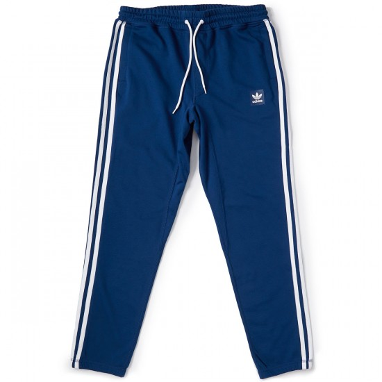 Adidas BlackBird Sweatpant - Blue/White - LG