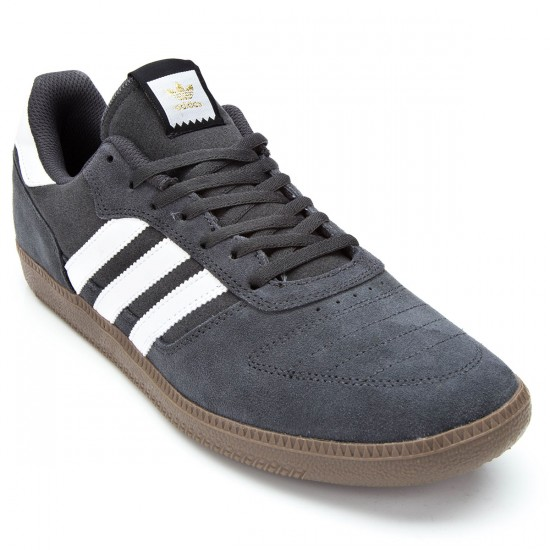 Adidas Copa Skate Shoes - Grey/White/Gum - 6.0