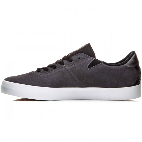 Adidas Gonz Pro Shoes - Grey/Black/White - 10.0