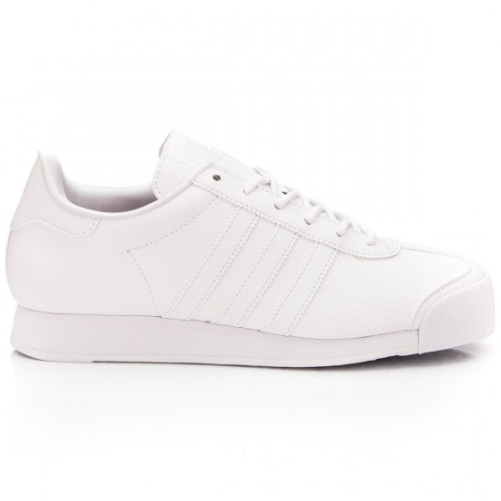 Adidas Samoa Womens Shoes - White - 10.0