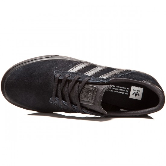 Adidas Seeley Premiere Shoes - Black/Black - 8.0