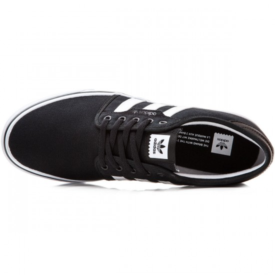Adidas Seeley Shoes - Black - 9.5